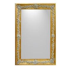 Calle in Fiore Frame Mirror