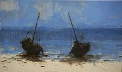 Coast of Bagamoyo #2 (Tanzania) - Landscape Painting