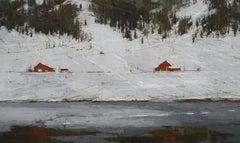 Houses on the Sør-Trøndelag coast #7, Norway series