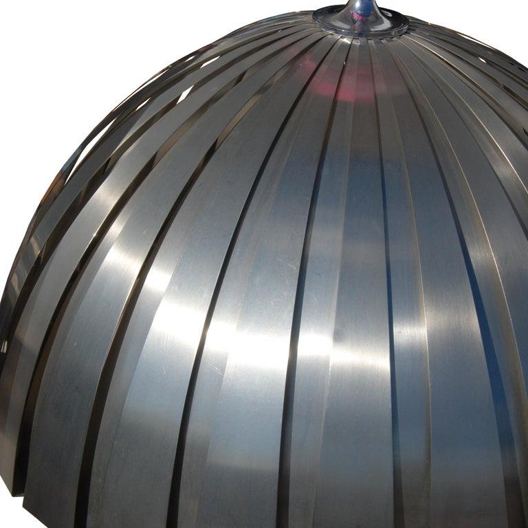 Mid-Century Modern Calotta Pendant Lamp by Elio Martinelli For Sale
