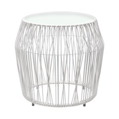 Calyx End Table by Kenneth Cobonpue