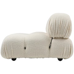 Camaleonda Bouclé Wool Lounge Chair by Mario Bellini