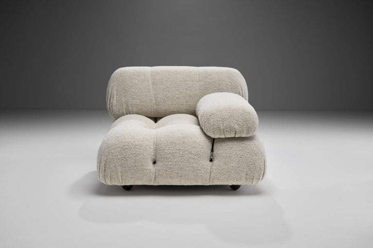 """Camaleonda"" Modular Sofa in 4 Segments by Mario Bellini for B&B, Italy, 1971 For Sale 3"