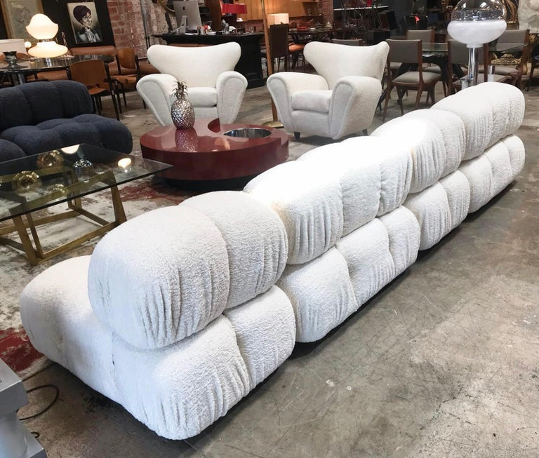 Camaleonda Sectional Sofa by Mario Bellini, 1970s In Good Condition For Sale In Los Angeles, CA