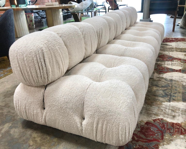 Late 20th Century Camaleonda Sectional Sofa by Mario Bellini, 1970s For Sale