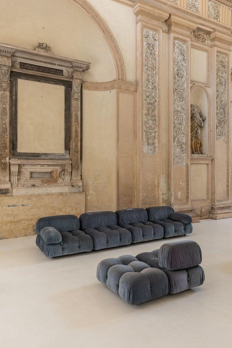 Camaleonda Sectional Sofa by Mario Bellini for B&B For Sale 4
