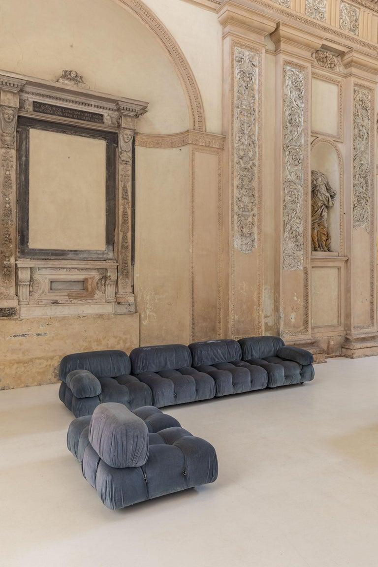 Camaleonda Sectional Sofa by Mario Bellini for B&B For Sale 5