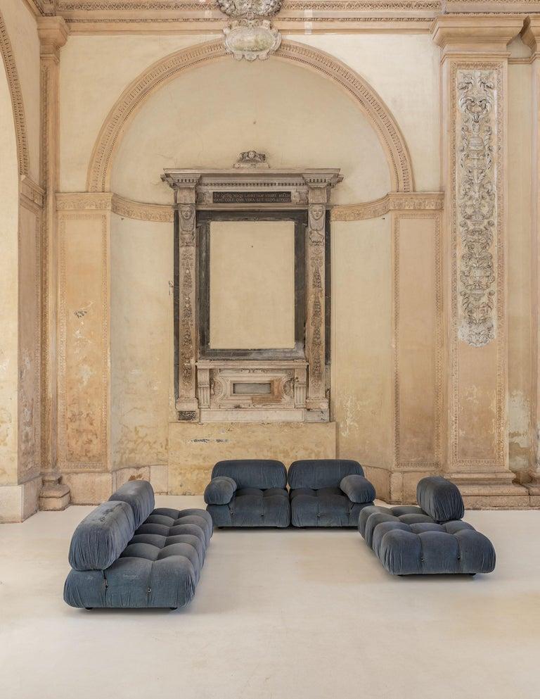 Camaleonda Sectional Sofa by Mario Bellini for B&B For Sale 6