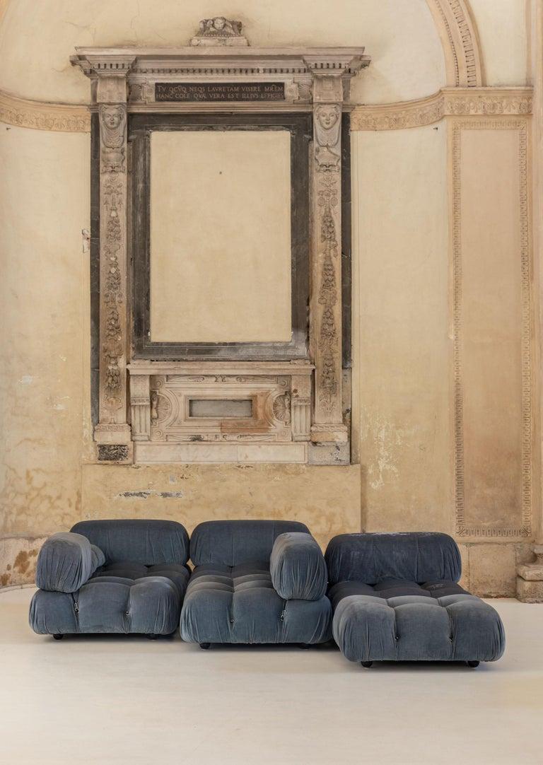 Camaleonda Sectional Sofa by Mario Bellini for B&B For Sale 7