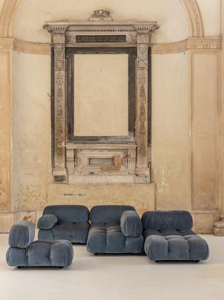 Camaleonda Sectional Sofa by Mario Bellini for B&B For Sale 8