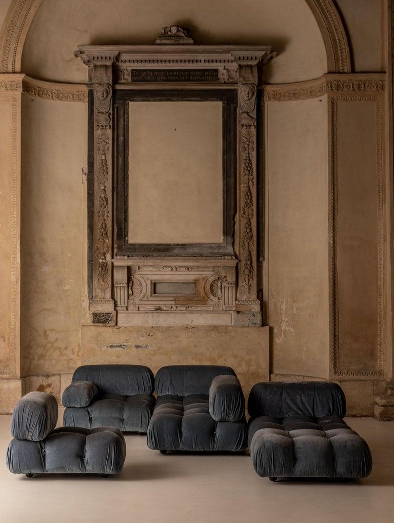 Camaleonda Sectional Sofa by Mario Bellini for B&B For Sale 9