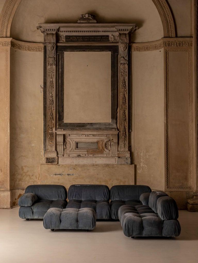 Camaleonda Sectional Sofa by Mario Bellini for B&B For Sale 10