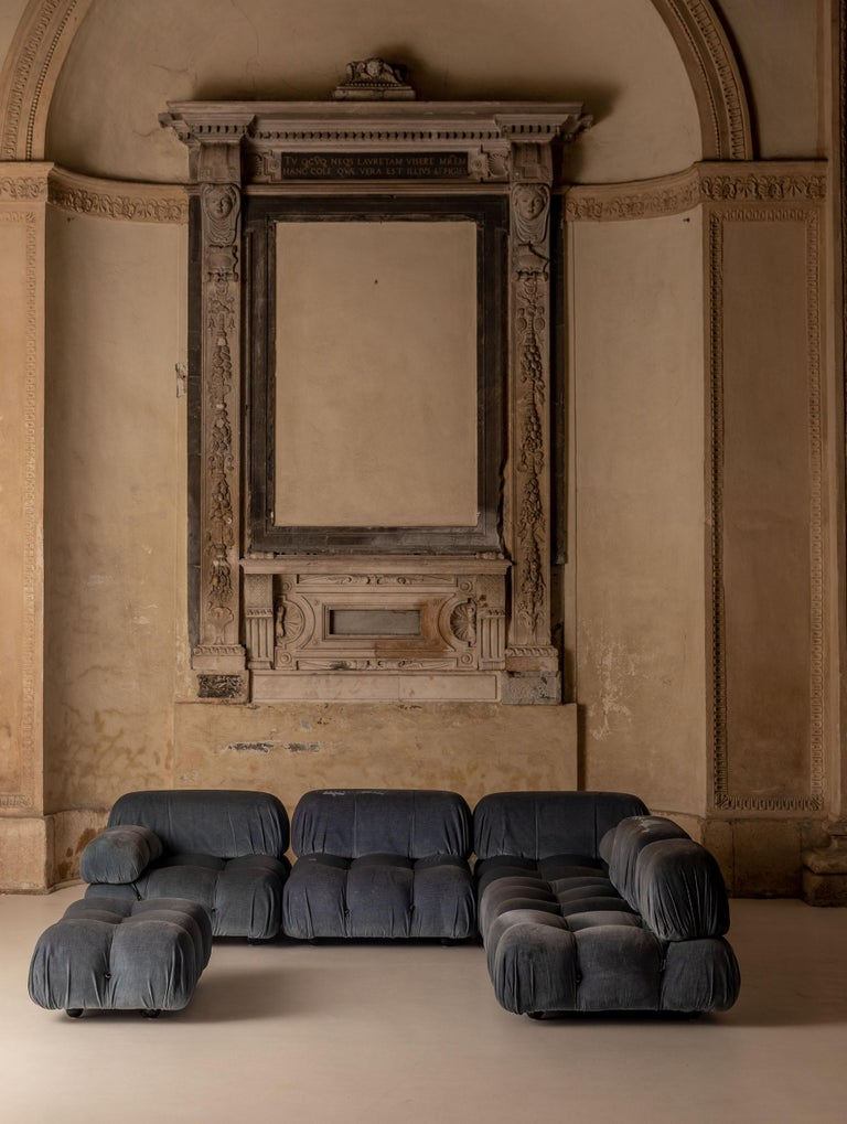 Camaleonda Sectional Sofa by Mario Bellini for B&B For Sale 11