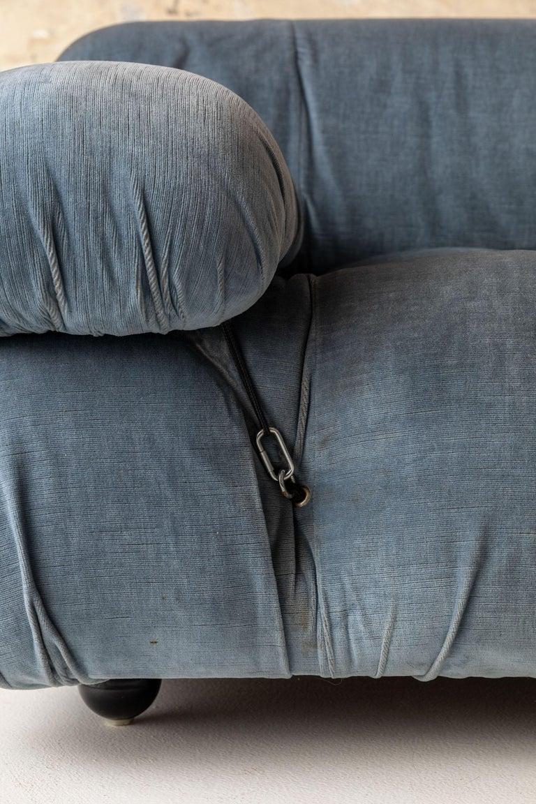 Mid-Century Modern Camaleonda Sectional Sofa by Mario Bellini for B&B For Sale