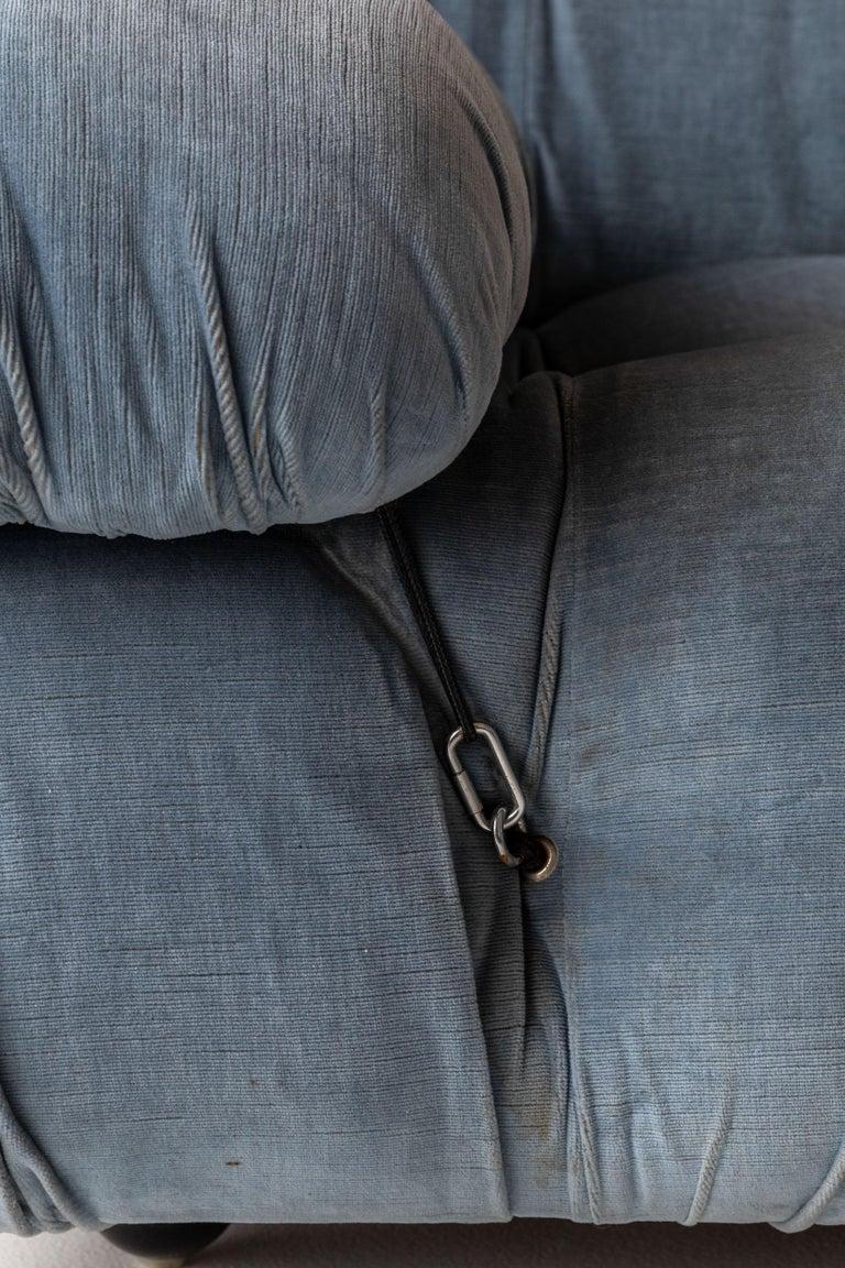 Italian Camaleonda Sectional Sofa by Mario Bellini for B&B For Sale
