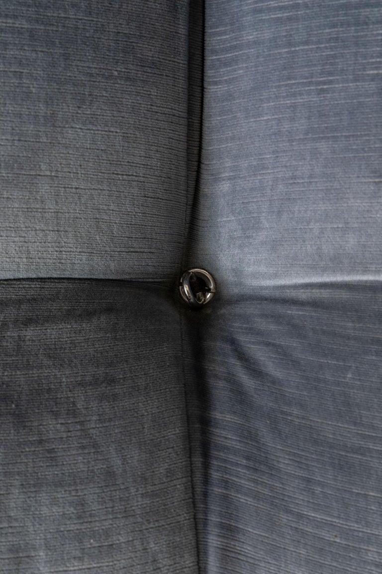 Velvet Camaleonda Sectional Sofa by Mario Bellini for B&B For Sale