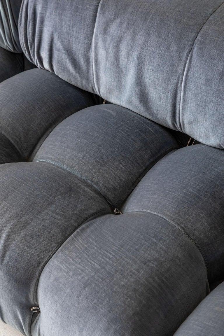 Camaleonda Sectional Sofa by Mario Bellini for B&B For Sale 1