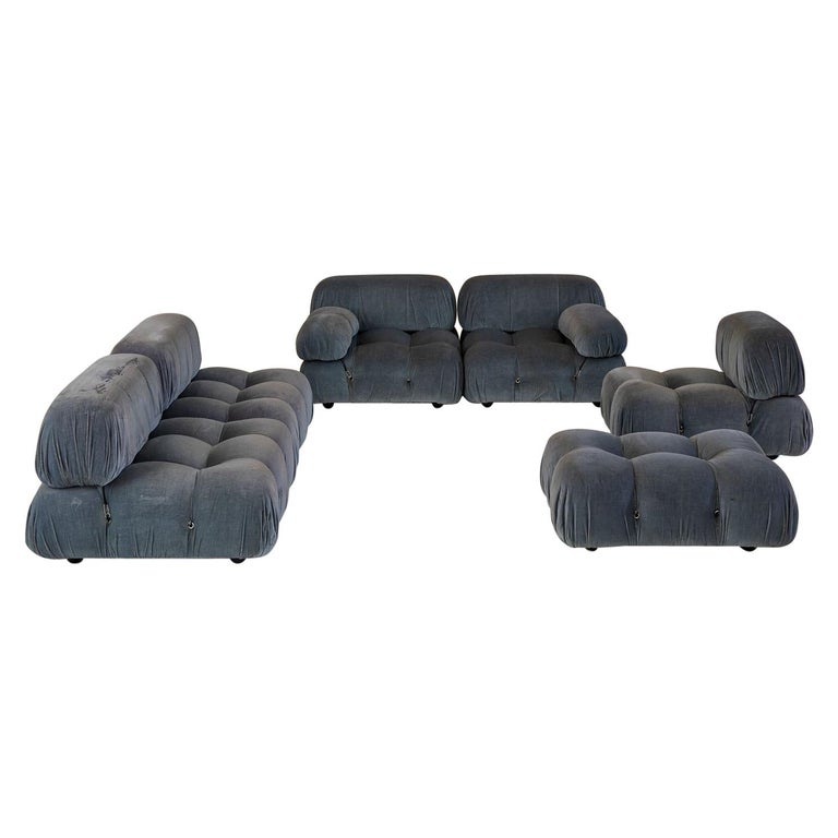 Camaleonda Sectional Sofa by Mario Bellini for B&B For Sale