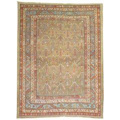 Camel Field Persian Bakshaish Rug