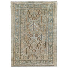 Camel Tribal Antique Persian Serab Decorative Rug Mat