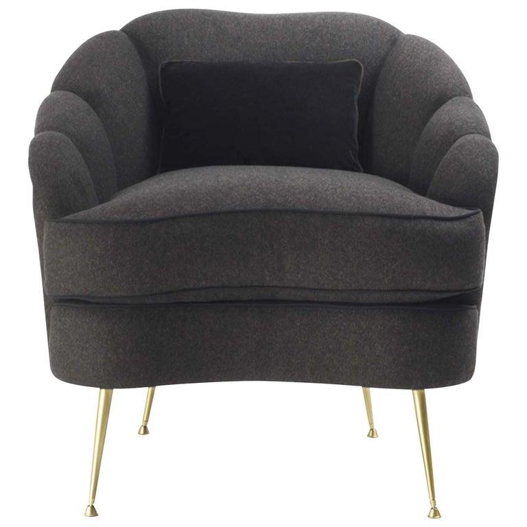 Camelia Armchair For Sale