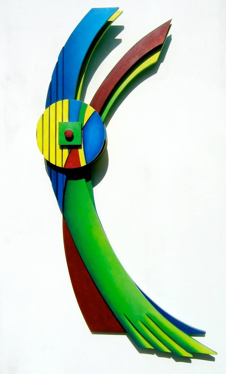 Camey McGilvray Abstract Sculpture - DANCER