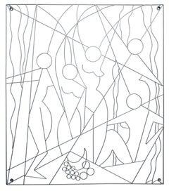 The Ladies (Picasso Homage)