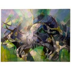 Fabric Paintings
