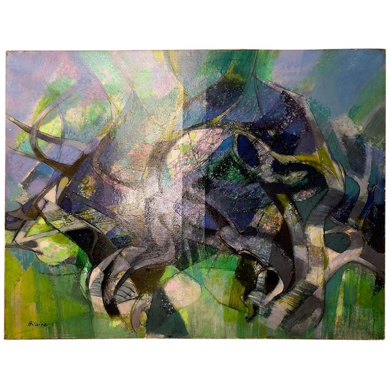 "Camile Hilaire 1916-2004 ""Paysage Provencal"" For Sale"