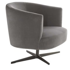 Camilla Fabric Upholstered Armchair