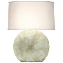 Camilla Table Lamp in Natual Stone Ceramic by CuratedKravet