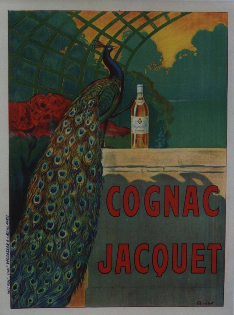 Camille Bouchet Animal Print - Cognac Jacquet.
