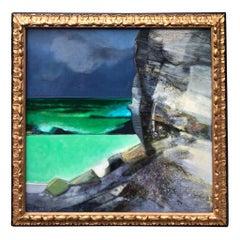 Camille Hilaire 'La grande falaise'