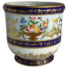 Camille Le Tallec Porcelain Petite Cachepot/Vase
