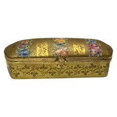 Camille Le Tallec Porcelain Rectangular Dresser Box