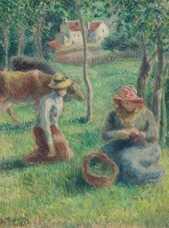 Les Gardeuses de Vaches