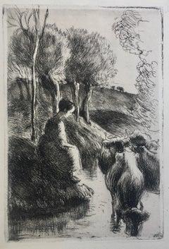 19th Century Landscape Prints