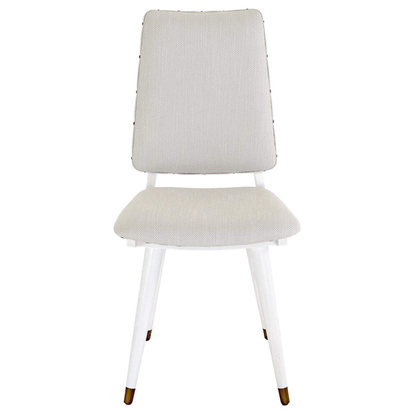 Camille White Ash Dining Chair