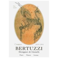 Camillo Bertuzzi 1819-1894 'Jewellery Designer', 'BOOK'