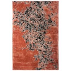 Camouflage Bold, Handtufted, Wool and Viscose, Alberto Artesani