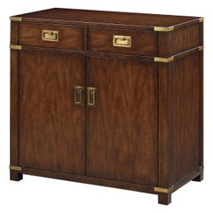 Campaign Style Cabinet