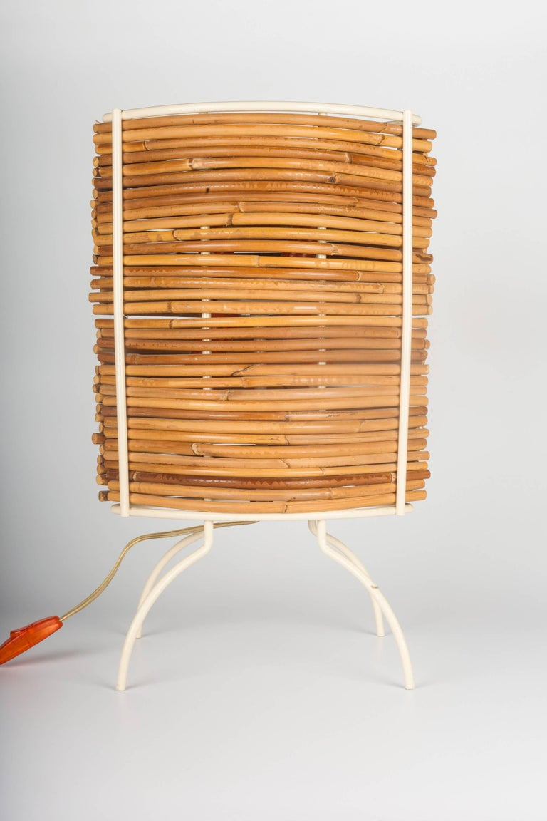 Campana Brothers Bambu Lamp X Fontana Arte Candle, Limited