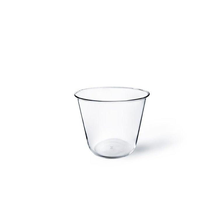 Campana große Vase aus Glas geblasen in einer Form von Aldo Cibic entworfen 3