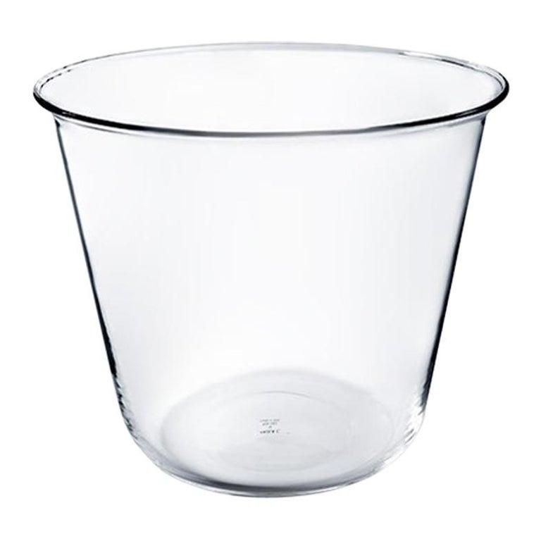Campana große Vase aus Glas geblasen in einer Form von Aldo Cibic entworfen 1