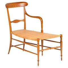 Campanino Chaise Lounge by La Sedia Di Chiavari
