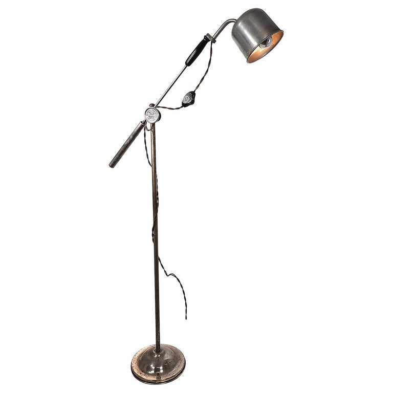 Campbell Floor Lamp For Sale