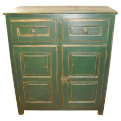 Canadian 2 Drawer, 2-Door Paneled Buffet