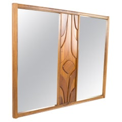 1970s Pier Mirrors and Console Mirrors