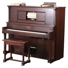 Canadian Made 'Player Piano'