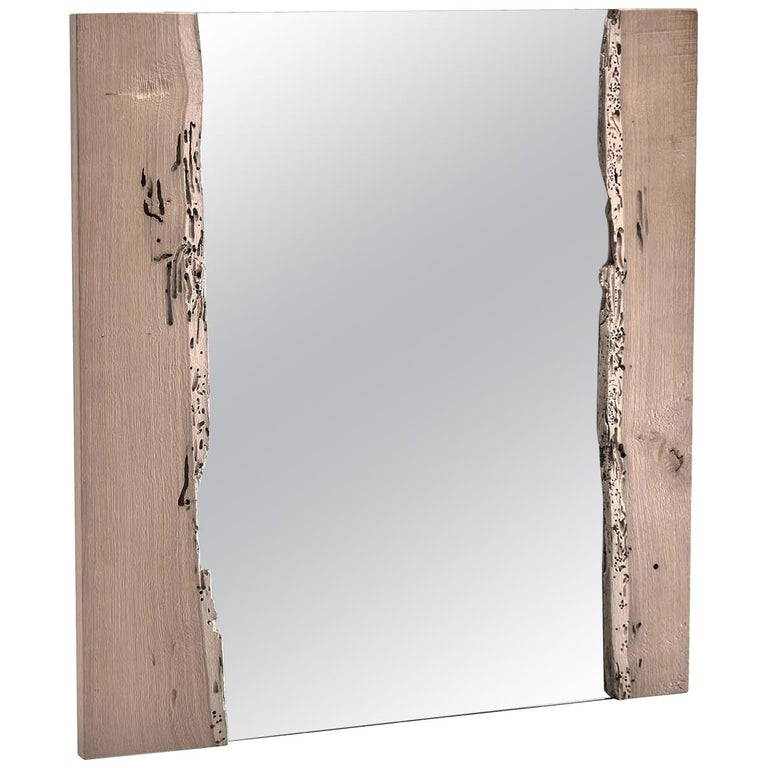 Canale Vertical Wall Mirror For Sale